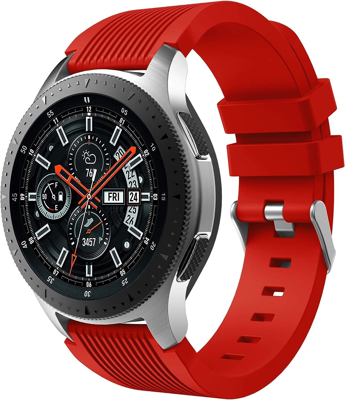 malla deportiva de silicona para Samsung Galaxy Watch 3 45mm
