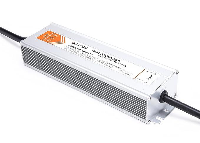 Review QILIPSU 150W 12V LED