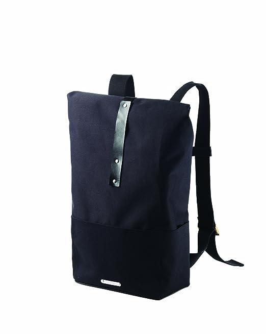 2cfaf577d Amazon.com: Brooks Saddles Hackney Backpack, Black: Sports & Outdoors