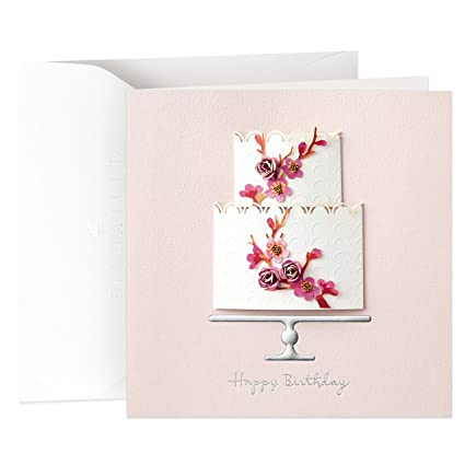 Image Unavailable Not Available For Color Hallmark Signature Birthday Card Her