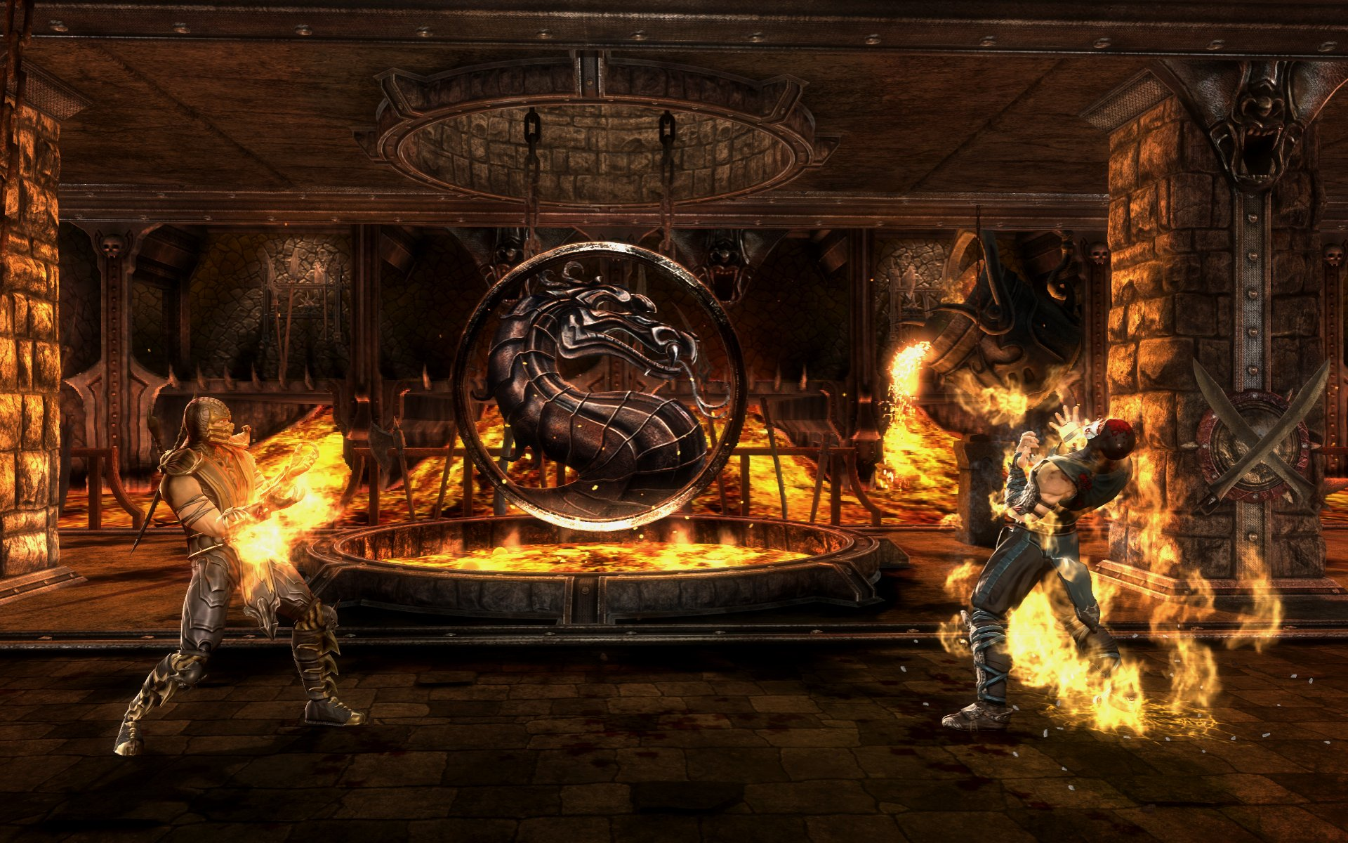 Amazon com: Mortal Kombat Komplete Edition [Download]: Video