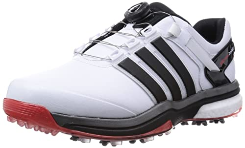 online store 1fc0c 6474c 2015 Adidas Adipower Boa Boost Mens Waterproof Golf Shoes - Wide Fitting  WhiteCore Black