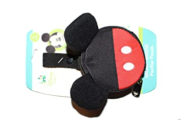 Amazon.com : mickey mouse pacifier pouch : Baby