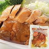 無添加 照り焼きチキン 高たんぱく質 【常温で長期保存】テリヤキチキン 約100g×6食セット / 本格的な家庭料理のお味 非常食 保存食にも