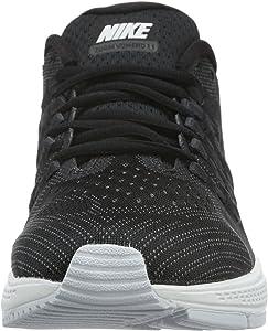 Nike Wmns Air Zoom Vomero 11, Zapatillas de Running para Mujer, Negro (Black/White-Anthracite-Drk Gry), 38 EU: Amazon.es: Zapatos y complementos