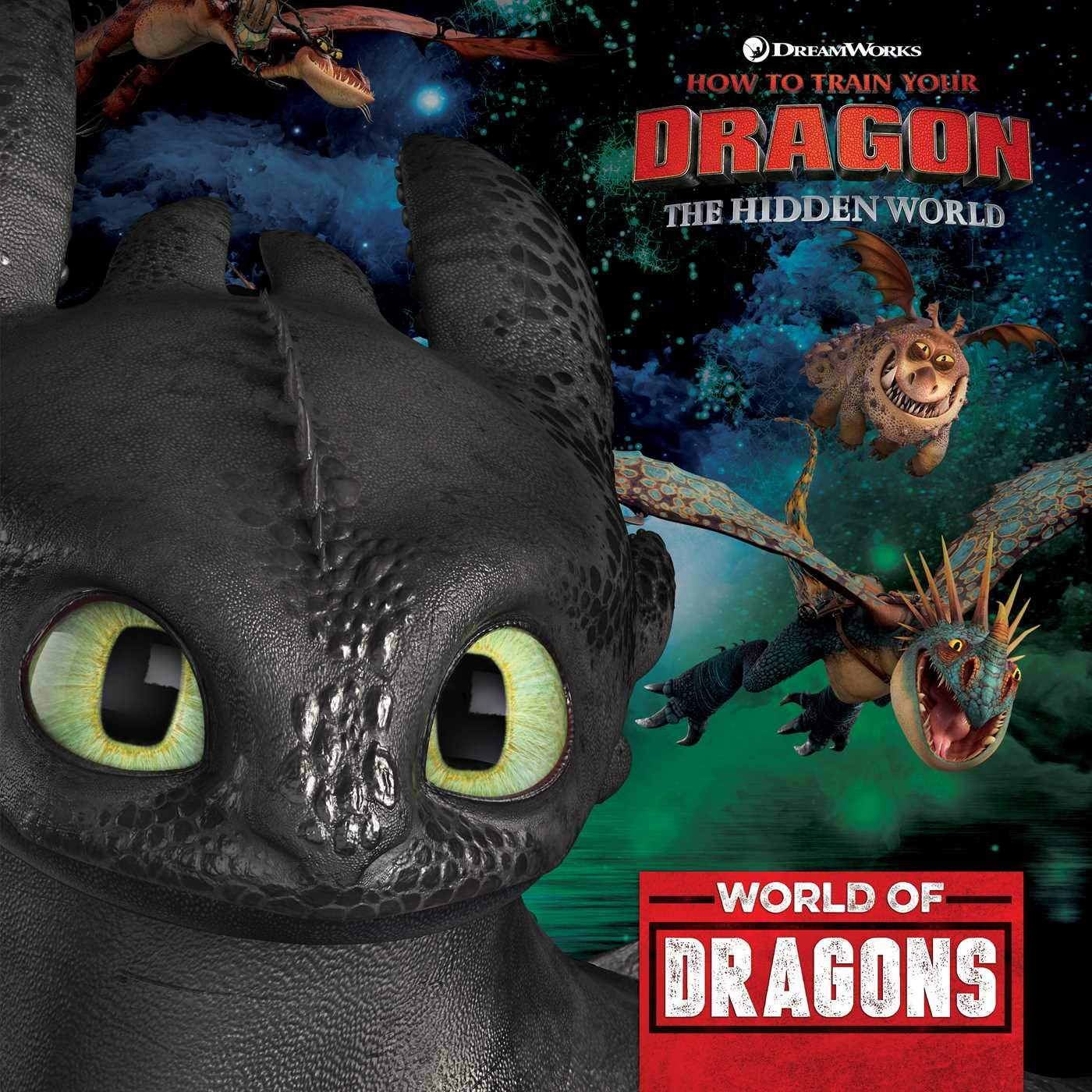 World Of Dragons How To Train Your Dragon Hidden World Nakamura May Spaziante Patrick 9781534437388 Amazon Com Books