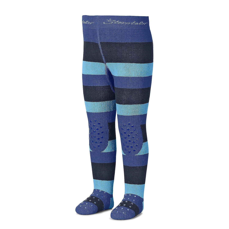 Sterntaler - Boys tights Thermo pantyhose Crotch pantyhose with Po motive by Sterntaler, medium blue - 8751700mb