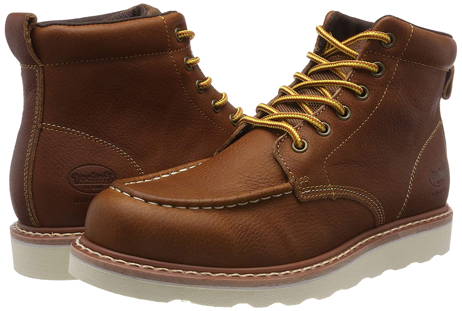 625f533dc6953 Dockers by Gerli Men s 43ms001 Combat Boots  Amazon.co.uk  Shoes   Bags