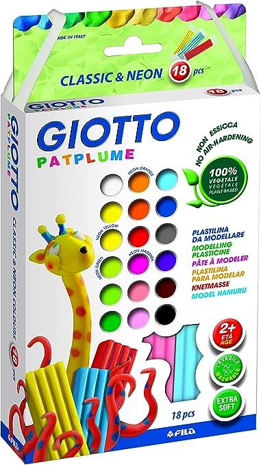 Patplume Plastilina Giotto