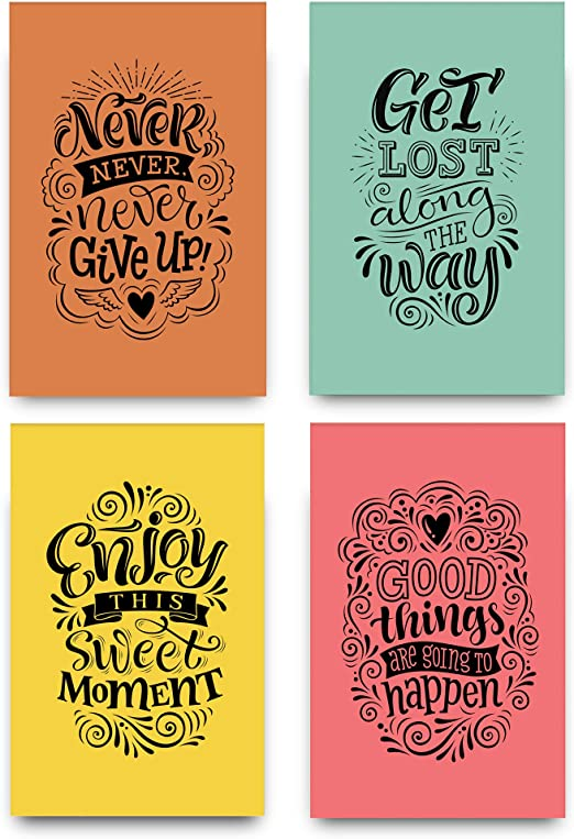 Motivational inspiration quote positive life poster picture print DO YOUR THING
