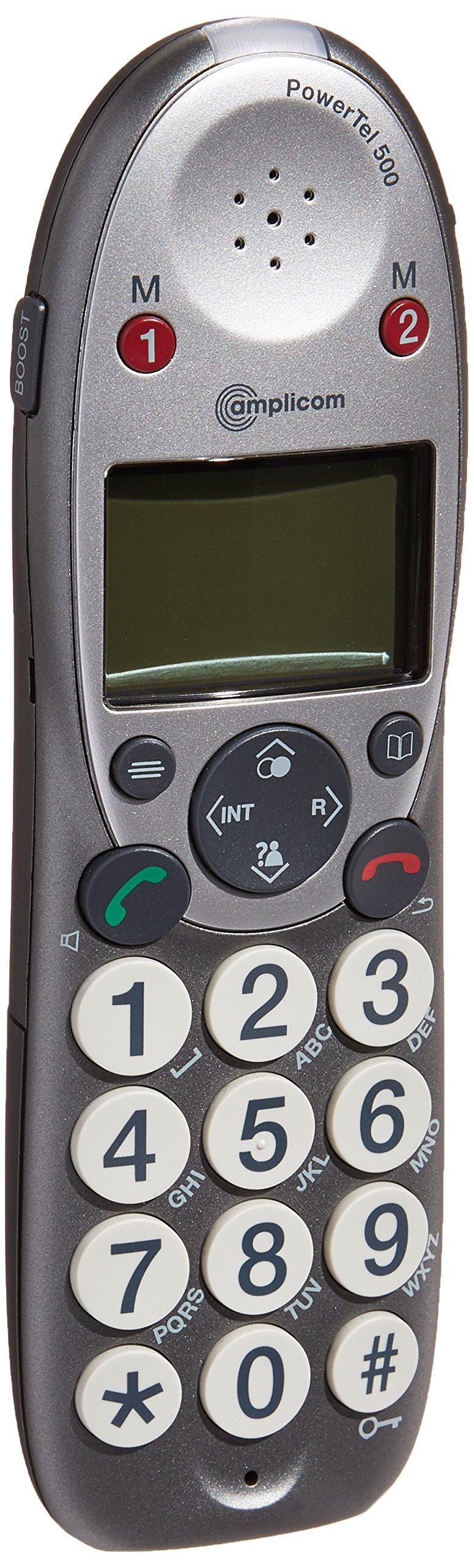 Amplicom PowerTel 501 Dect 6.0 1-Handset