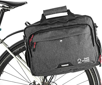 Maletín convertible de dos ruedas para equipamiento de bicicleta ...