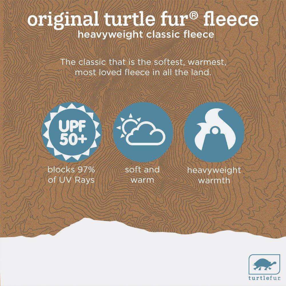 Original Turtle Fur Fleece Kids Turtles Neck Double-Layer Fleece Neck Warmer