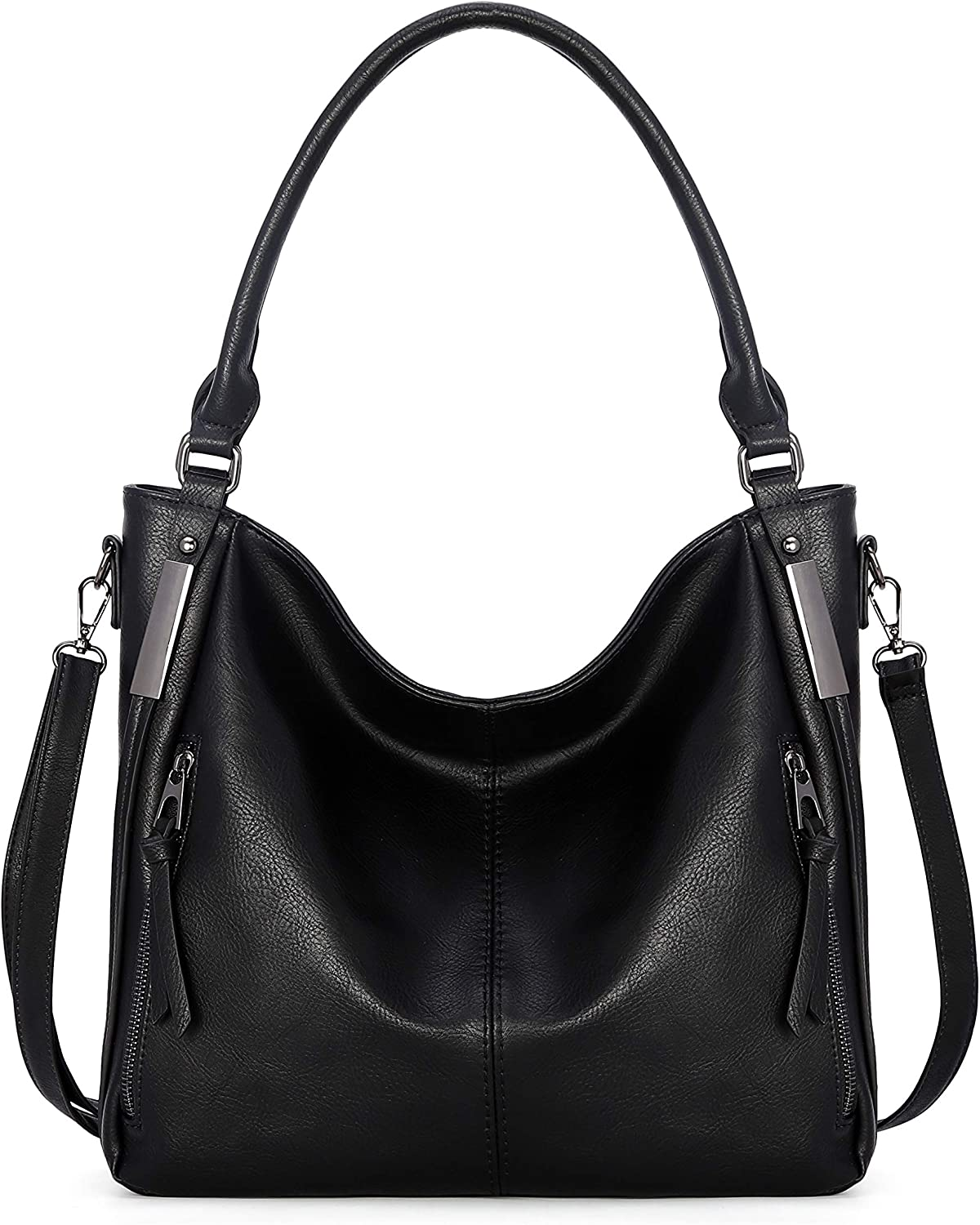 KL928 Womens Purses and Handbags PU Leather Shoulder Bag Waterproof Hobo Bags for Women Large