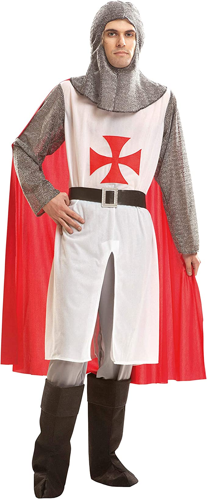 My Other Me Me - Disfraz de Caballero medieval, talla M-L (Viving ...