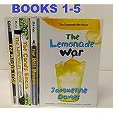 Complete The Lemonade War Series Set : Books 1-5