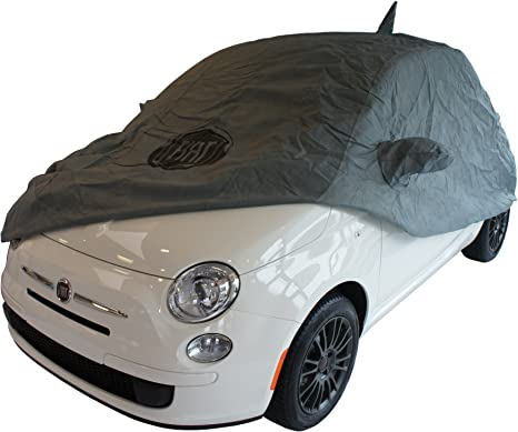 COTTON LINED FIAT 500 ABARTH LUXURY FULLY WATERPROOF CAR COVER
