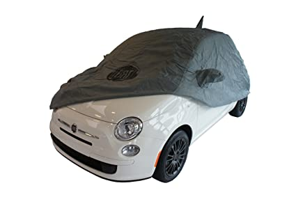 Amazon Com Genuine Fiat Accessories 82212442 Full Vehicle Cover For