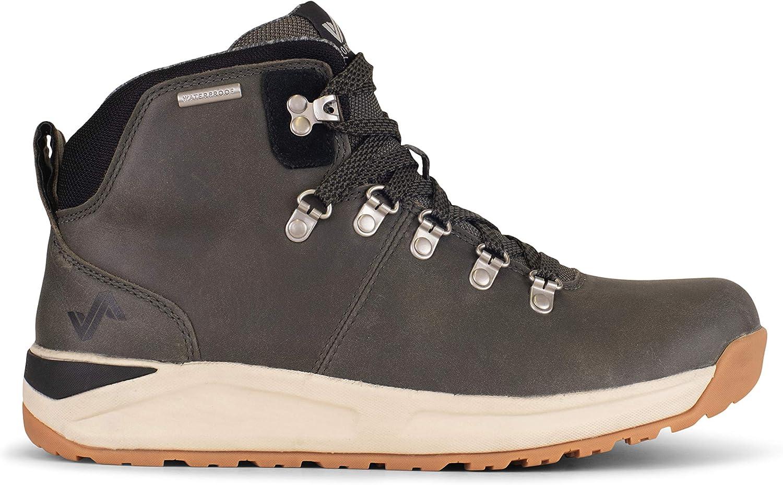 Forsake Wilson – Men s Waterproof Premium Leather Hiking Boot