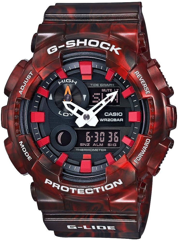CASIO 卡西欧 G-SHOCK 系列 GAX-100MB-4AJF 冲浪手表