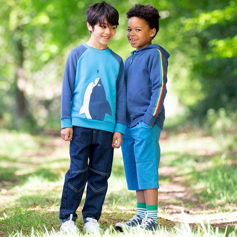 Kite Boys Shark Sweatshirt Ocean Organic 3-11 Years