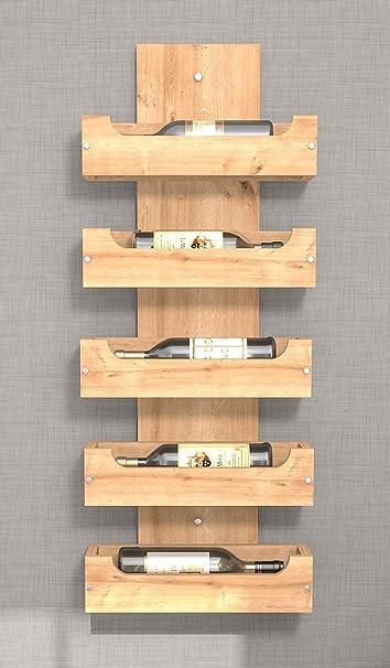 Porta vino da muro porta vino da muro with porta vino da - Porta calici ikea ...