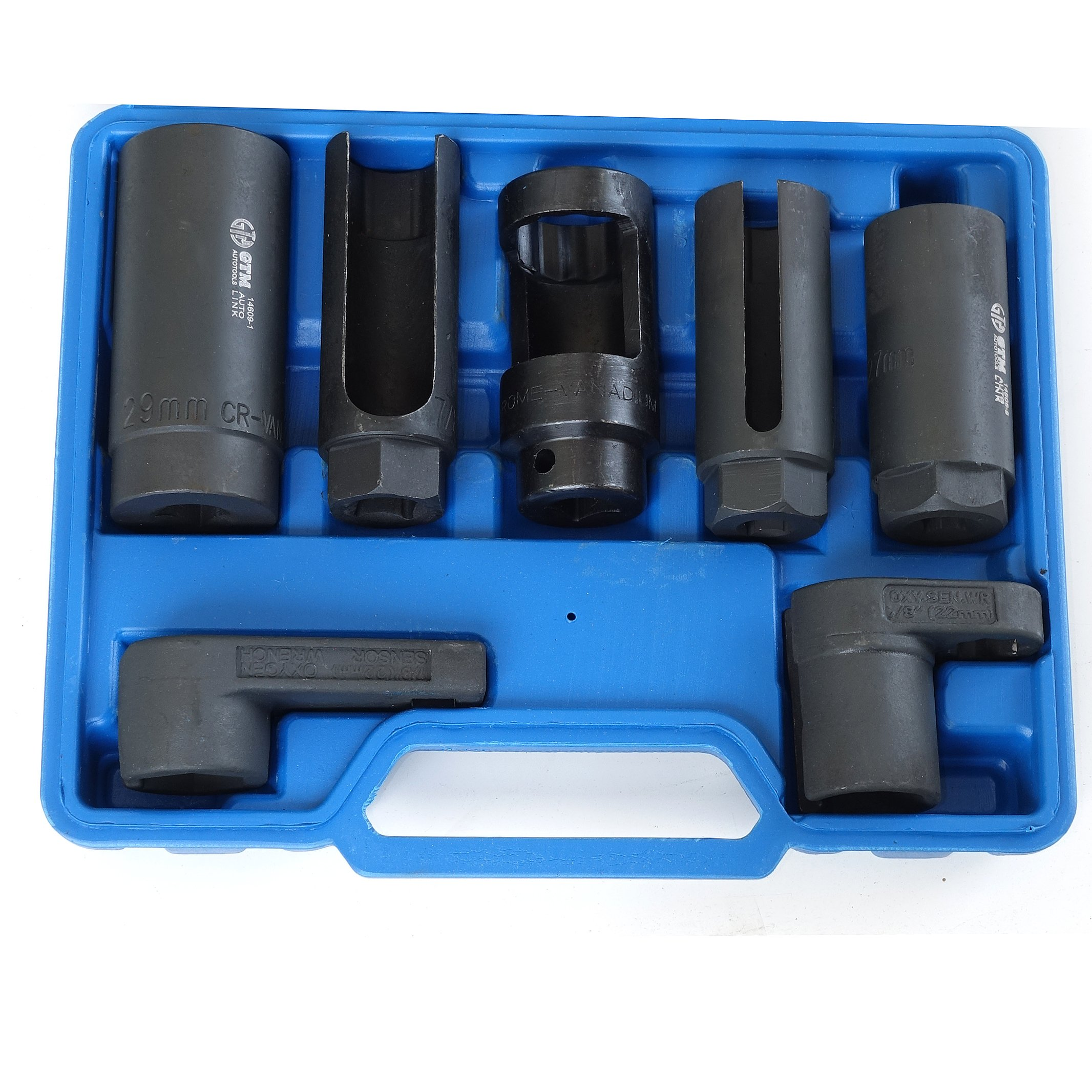 GTM Sensor & Sending Unit Socket Set 7pcs