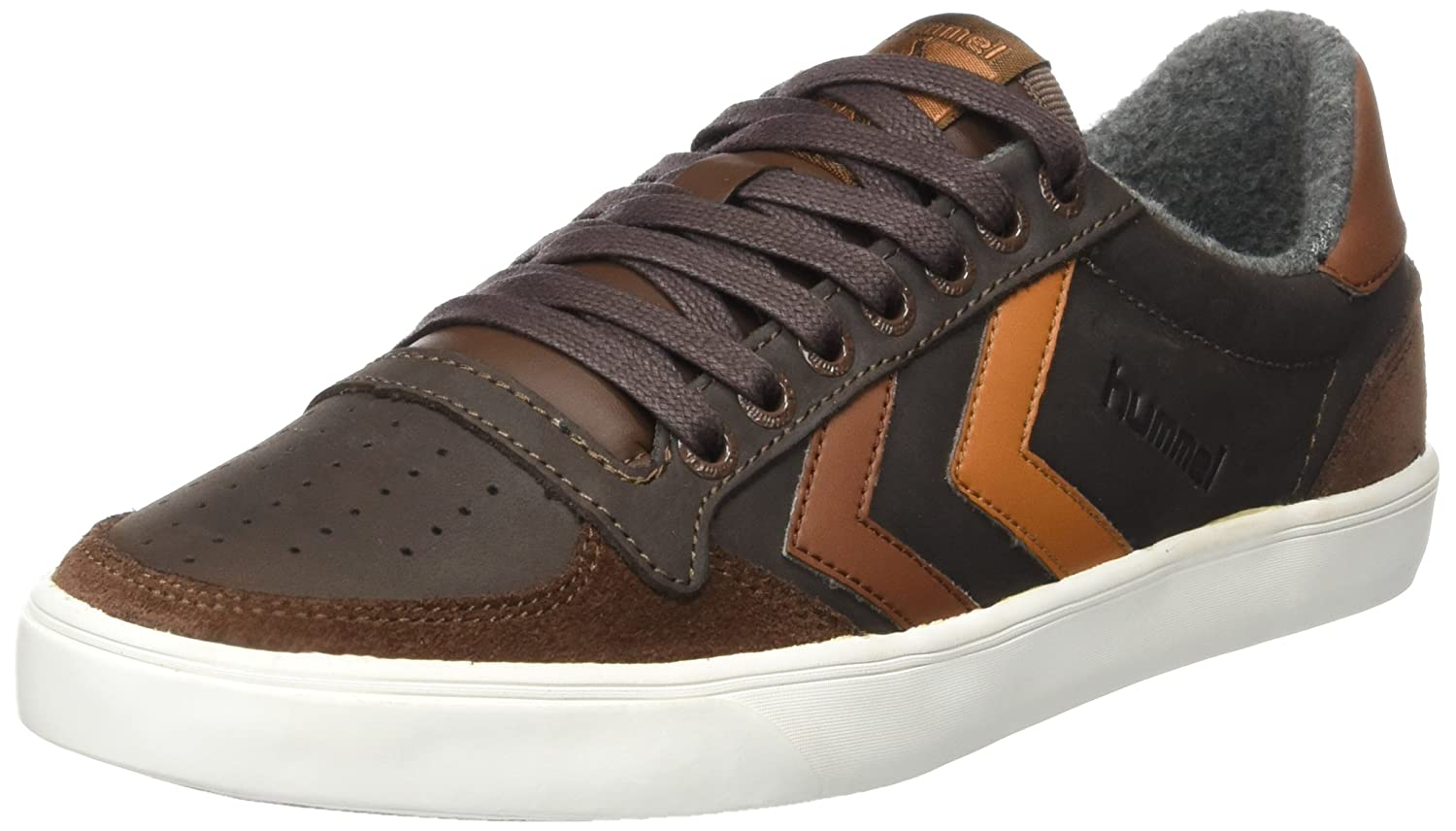 Hummel Unisex-Erwachsene Slimmer Stadil Duo Oiled Low Turnschuhe  | Förderung