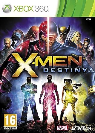 Activision X-Men: Destiny Xbox 360 Inglés vídeo - Juego (Xbox 360, Acción, T (Teen)): Amazon.es: Videojuegos
