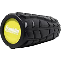 """Franklin Sports Foam Roller – Fitness – Recovery – Training – Flexibility – Pliability – 13"""" Roller – Muscle Massager – Solid Core Roller"""
