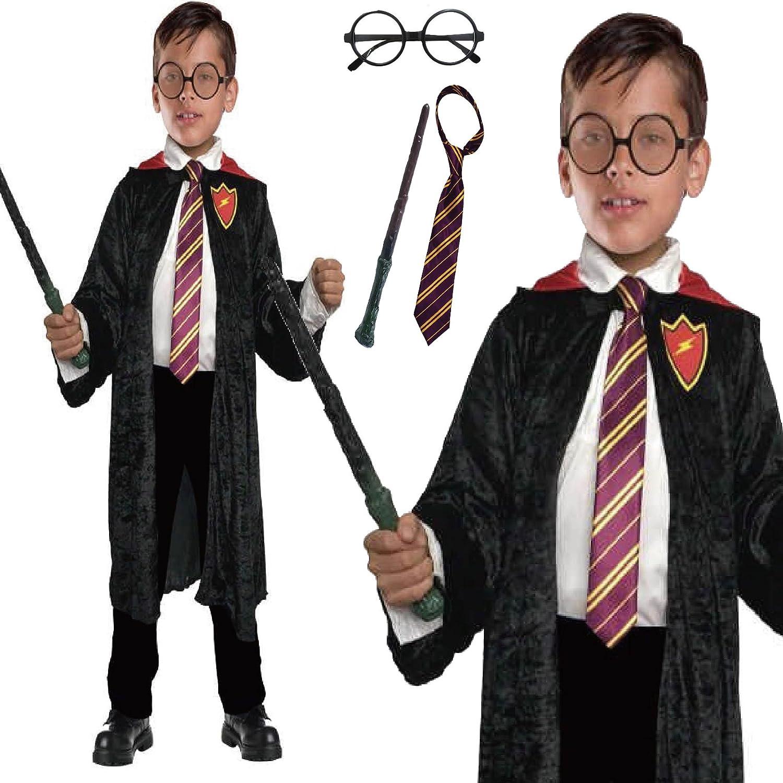 Amazon.es: Capa del mago Harry Potter inspiró el juego de 4 piezas ...