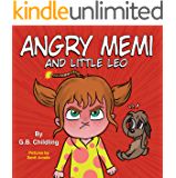 Angry Memi and little Leo: A children's book about anger management tools, kids emotions & feelings, children's books by…