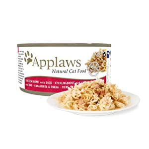 Applaws Wet Cat Food Chicken and Duck 70g (Case Of 24)