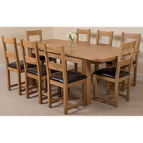 Table With 8 Chairs: Amazon.co.uk