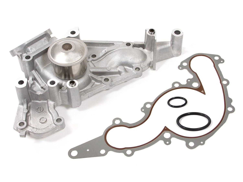 Evergreen TBK298MHWPA Fits 98-07 Toyota Lexus 4.7 2UZFE Timing Belt Kit AISIN Water Pump