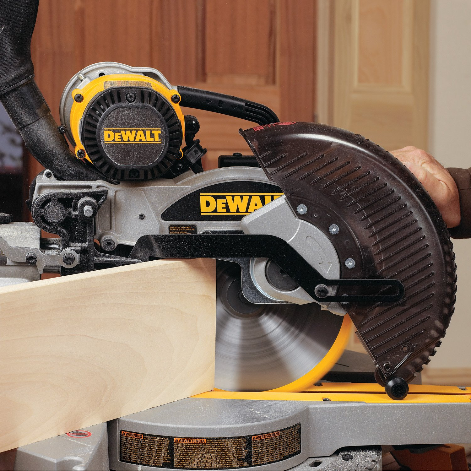 product image of DW717 in use