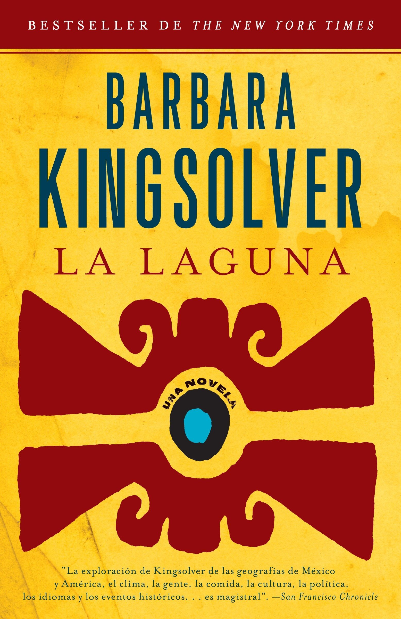 Amazon.com: La laguna (Spanish Edition) (9780307741110): Barbara  Kingsolver: Books