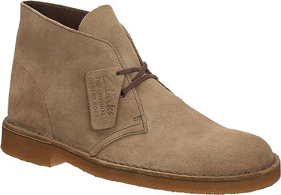 TALLA 40 EU. Clarks ORIGINALS Desert Boot, Botas para Hombre