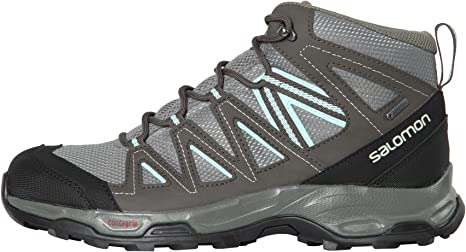 Salomon Scarpe da Trekking Hill Rock Mid GTX: Amazon.it