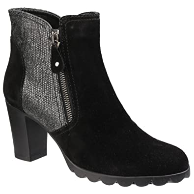 The Flexx DIPLY N LOVE Bottines Femme Noir Noir - Chaussures Bottine Femme