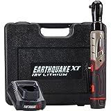 "Earthquake 12V Max Lithium 3/8"" Cordless Xtreme Torque Ratchet Wrench Kit"