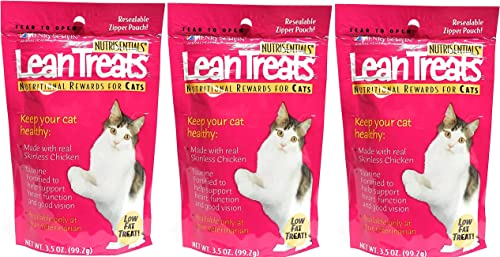 Butler Lean Treats Nutritional Rewards for Cats 3 Pack , 3.5 oz