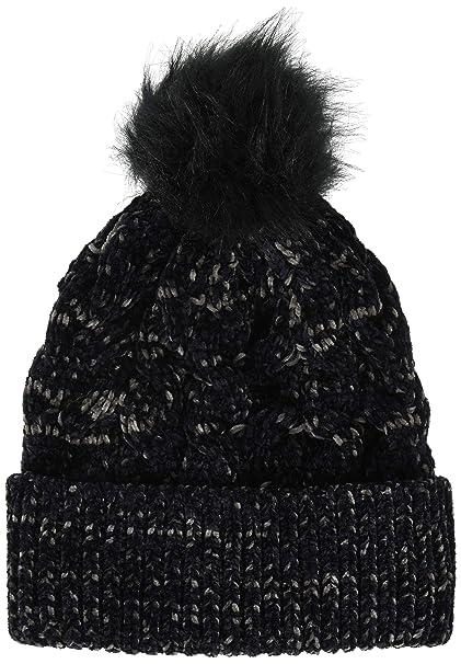 1430fb9a7db Steve Madden Women s Chenille Pom Hat