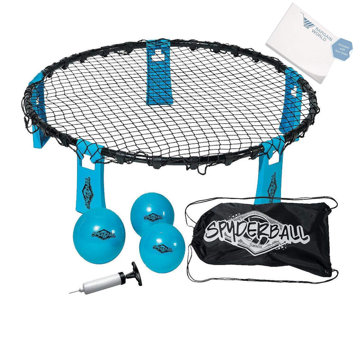 Bargain World Spyderball (With Sticky Notes)