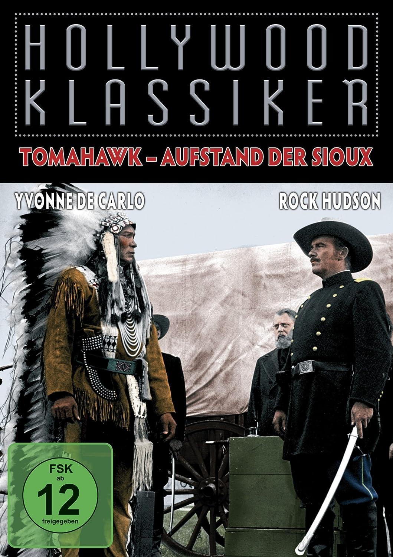 Tomahawk - Aufstand der Sioux [Alemania] [DVD]: Amazon.es: Van ...