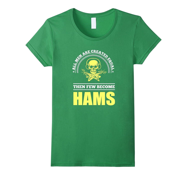 Mens Radio Shirts Ham Operator Shirt-Xalozy