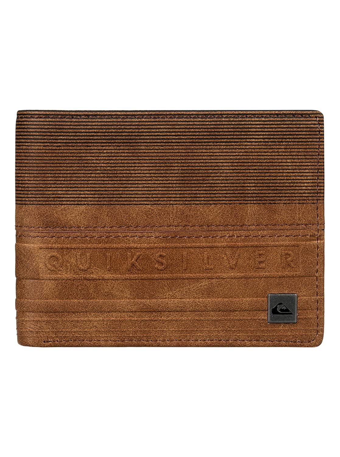 Quiksilver Everyday Stripe - Monedero para Hombre EQYAA03532