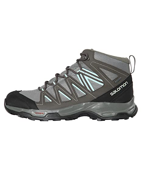 Salomon Scarpe da Trekking Hill Rock Mid GTX  Amazon.it  Sport e ... b946b7b864b