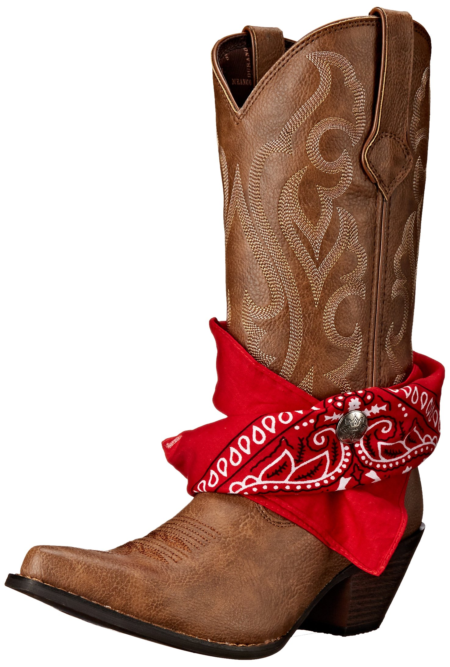 Durango Women's DRD0089 Boot, Tan, 10 M US