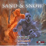 NSKN Games Mistfall Sand and Snow Game